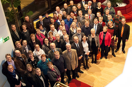 The Joint Council of Parishes is the highest decision-making body in the Espoo parishes.