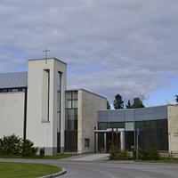 Auroran Kappeli Kirkko Espoossa