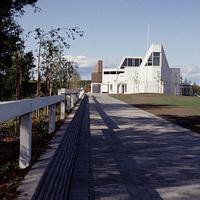 Kellonummen Siunauskappeli Kirkko Espoossa