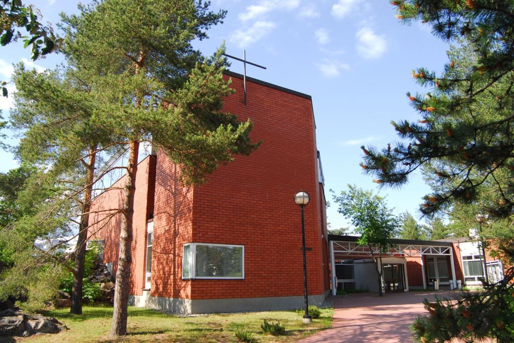 Soukan Kappeli Kirkko Espoossa